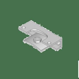 Bevestigingsbeugel type B41 voor NIKO Helm Hellas railprofielen