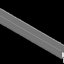 Ondergeleiding U-profiel type 35.000 ter begeleiding van schuifdeursystemen van NIKO Helm Hellas