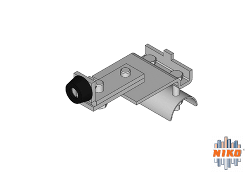 vlakkabel eindklem type K02