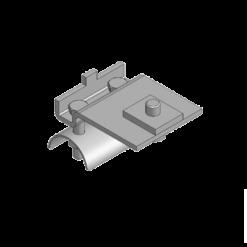 vlakkabel eindklem type K00