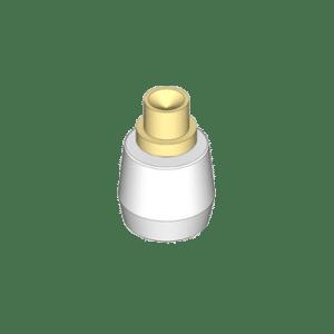 Nylon rol t.b.v. geleiding van deuren type N48