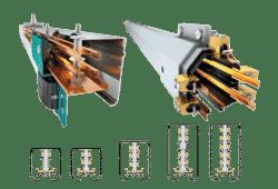 Deyle Industriele Stroomrails
