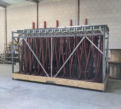 Geassembleerde kabelpakketten