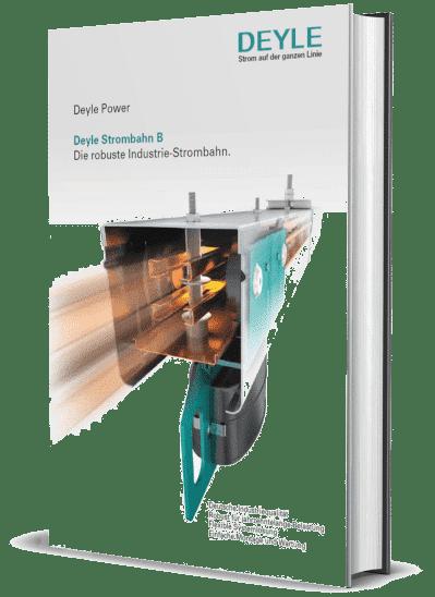 voorblad catalogus stroomrails deyle typeB
