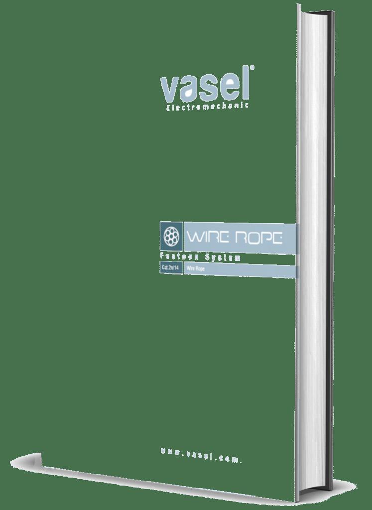 voorblad vasel steel wire rope trolleys