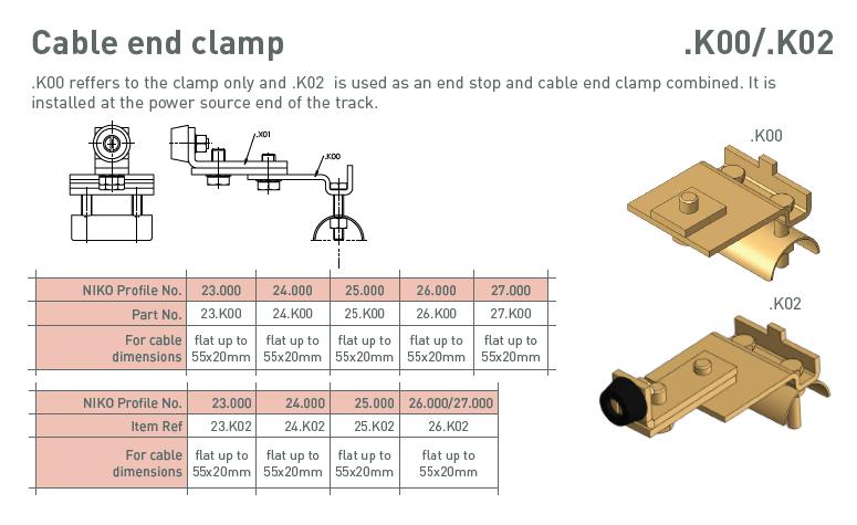 afbeelding met afmetingen en maatvoering van NIKO Helm Hellas product type K02